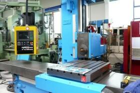 Tischbohrwerk WOTAN RAPID 1 R3 CNC gebraucht