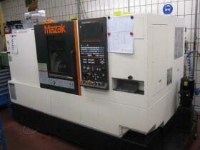 CNC Lathe , CNC Draaibank , CNC Drehmaschine Mazak Quick Turn Smart 250 gebraucht