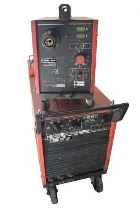 MIG/MAG-Schweißanlage Cebora MIG STAR 550 S gebraucht