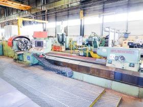 CNC Lathe , CNC Draaibank , CNC Drehmaschine Heyligenstaedt ND 560 gebraucht