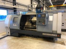 CNC Lathe , CNC Draaibank , CNC Drehmaschine Viper Alex Tech VT 30 BLM 1500 gebraucht