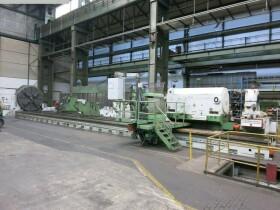Schwerdrehmaschine WAGNER D1500-15IV-100 gebraucht