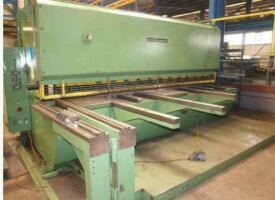 hydraulische Tafelschere WEINBRENNER TSV 16/4100 gebraucht