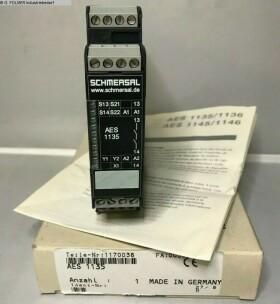Elektronik  SPS-Steuerungen SCHMERSAL AES1135 gebraucht