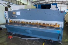 CNC Tafelschere HACO TS 3006 gebraucht