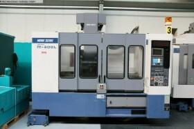 Bearbeitungszentrum - Vertikal MORI SEIKI M 300 L gebraucht