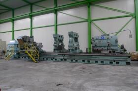 CNC Lathe , CNC Draaibank , CNC Drehmaschine Skoda SIU 250 CNC gebraucht