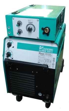 MIG/MAG-Schweißanlage Merkle RedMIG 3000 D gebraucht