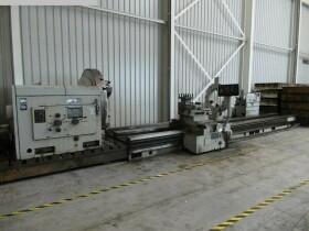 Schwerdrehmaschine NILES DP2S3 gebraucht