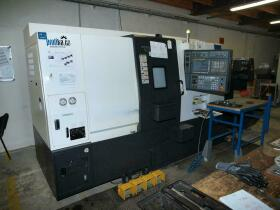 CNC Drehmaschine HYUNDAI WIA L200SY gebraucht