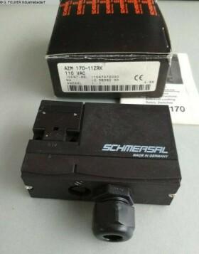 Elektronik  SPS-Steuerungen SCHMERSAL AZM 170-11ZRK gebraucht
