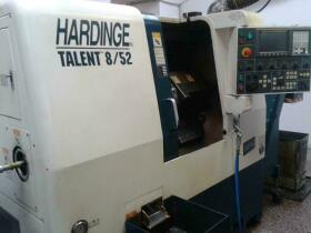 CNC Drehmaschine Hardinge Talent 8/52 gebraucht