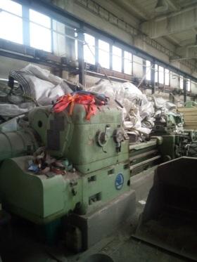 Schwerdrehmaschine SKODA SR 1000 X 5000 gebraucht