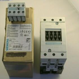 Elektronik  SPS-Steuerungen SIEMENS 3RT1045-1AV00 gebraucht