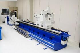 CNC Drehmaschine POREBA TRP 110 MN gebraucht