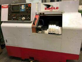 CNC Lathe , CNC Draaibank , CNC Drehmaschine Yang Eagle 12 gebraucht