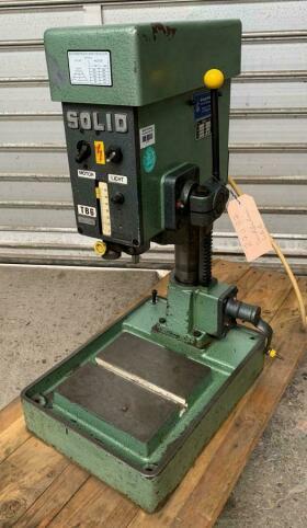 Tischbohrmaschine SOLID TB 6/10 gebraucht