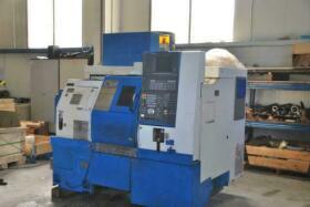 CNC Drehmaschine Draaibank Lathe Okuma LB 10 II CNC gebraucht