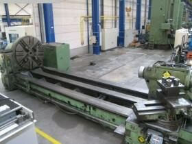 Schwerdrehmaschine SKODA SR 1600x6000 gebraucht