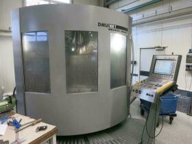 Bearbeitungszentrum - Vertikal DMG DMU 100 T gebraucht
