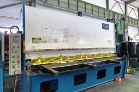 CNC Tafelschere AFM FABTEK MK 13-31 gebraucht