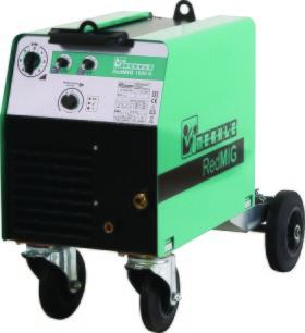 MIG/MAG-Schweißanlage Merkle RedMIG 1600 K gebraucht