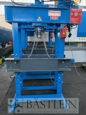 Werkstattpresse - hydraulisch HIDROLIKSAN HD 60 gebraucht