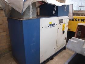 Schraubenkompressor ALUP Kompressoren GmbH SCK 61-8 gebraucht