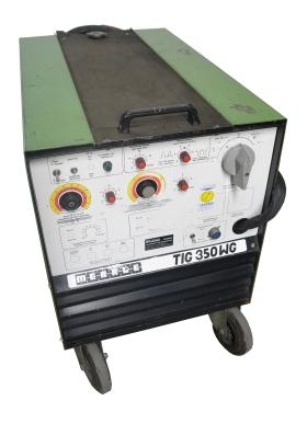 WIG-Schweißanlage Merkle TIG 350 WG gebraucht