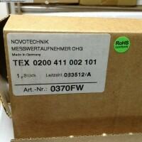 Elektronik  SPS-Steuerungen NOVOTECNIC TEX 0200 411 002 101 gebraucht