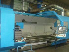 CNC Lathe , CNC Draaibank , CNC Drehmaschine EST Ticino ET BM CT 650 gebraucht