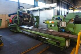 CNC Lathe , CNC Draaibank , CNC Drehmaschine Geminis G3 - 1200 gebraucht