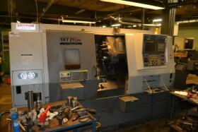 CNC Lathe , CNC Draaibank , CNC Drehmaschine Hyundai Kia SKT 21 LMS gebraucht