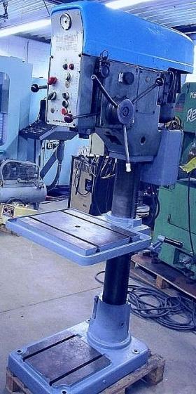 Säulenbohrmaschine ALZMETALL AB  3  ESV gebraucht