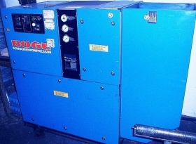 Schraubenkompressor BOGE VLEX  22  R - 9 gebraucht
