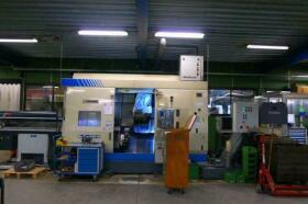 CNC Lathe , CNC Drehmaschine Okuma Macturn 250 W gebraucht