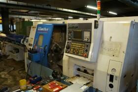 CNC Lathe , CNC Draaibank , CNC Drehmaschine Hyundai Kia Turn 21 LMS gebraucht