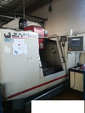 Bearbeitungszentrum (vertikal) CINCINNATI ARROW VMC 750 gebraucht