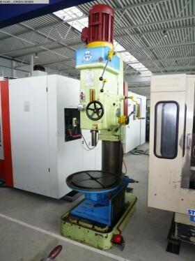 Säulenbohrmaschine WEBO V 7 gebraucht
