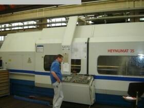 CNC Dreh- und Fräszentrum HEYLIGENSTAEDT HN35U4000 Flex gebraucht