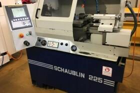 CNC Lathe , CNC Draaibank , CNC Drehmaschine Schaublin 225 TM gebraucht