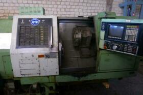 CNC Lathe CNC Drehmaschine CNC Draaibank Okuma LB 15 II gebraucht