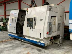 CNC Lathe , CNC Draaibank , CNC Drehmaschine Doosan MX 2500 ST gebraucht