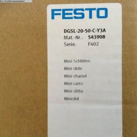 Pneumatikartikel FESTO DGSL-20-50-CY3A gebraucht