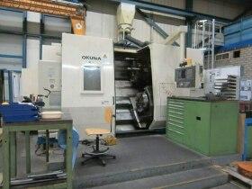 CNC Drehmaschine , CNC Lathe Okuma LU 45 - 2 SC gebraucht