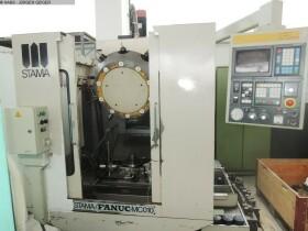 Bearbeitungszentrum - Vertikal STAMA MC 010 gebraucht
