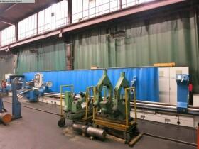 Schwerdrehmaschine WOHLENBERG PT1-1070II gebraucht