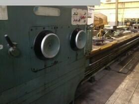 Schwerdrehmaschine POREBA TCG 12510m gebraucht