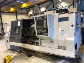 CNC Lathe , CNC Draaibank , CNC Drehmaschine Mori Seiki SL 35 MC gebraucht