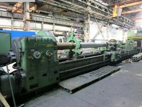Schwerdrehmaschine SKODA SRM 125x11000 gebraucht